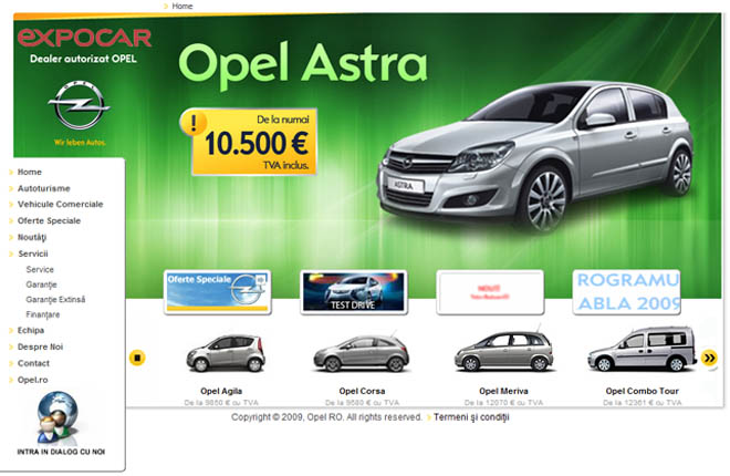Opel by Expocar
